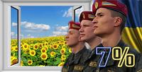 Скидки на окна Киев для военнослужащих