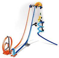 Трек Хот вилс  Гонки по вертикали Hot Wheels Track Builder Vertical Launch Kit  GGH70