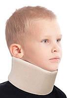 Бандаж на шейный отдел позвоночника для детей до 1 года «Expert» (с чехлом, Evolution) TVE001, Тривес