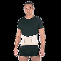 Корсет ортопедический с 6-мя ребрами и горизонтальной стяжкой Т-1587