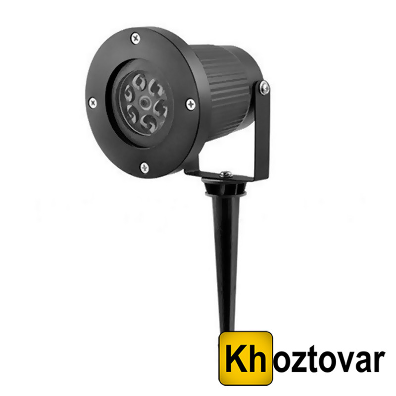 Лазерный проектор Star Shower projection outdoor light halloweeen | 12 слайдов