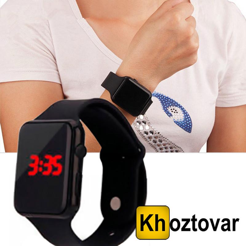 Часы наручные цифровые Led 4163