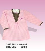 Блуза с длинным рукавом Коровка (Nicol, Польша)