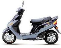 Скутер YIBEN YB50QT-3G