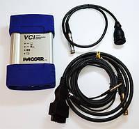 Дилерский сканер DAF DAVIE XDc IIо / DAF VCI-560 для диагностики грузовиков и автобусов DAF
