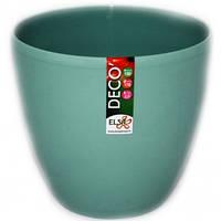 Вазон цветочный Deco (Деко) с дренажной системой, 2,5 л, фото 1