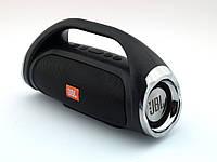 НОВИНКА! JBL Boombox JND-890 копия, Bluetooth колонка с фонариком FM MP3, черная | AG320390