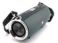 НОВИНКА! Акустика JBL XTREME BT-665 40W(2*20W) копия, Bluetooth колонка с FM MP3 серая | AG320396