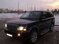 Дефлектора окон LAND ROVER Range Rover Sport 2005