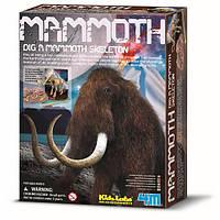 Набор для творчества 4M Скелет мамонта (00-03236)