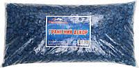 Камни декоративные гранитная крошка синяя 10 кг