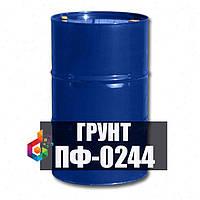 Грунт ПФ-0244 для защиты металлических и деревянных поверхностей