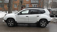 Дефлектора окон Renault Duster 2011