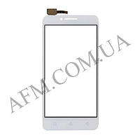 Сенсор (Touch screen) Lenovo A2020a40 Vibe C белый
