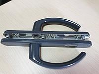 Ручка дверная нажимная Jowisz антрацит