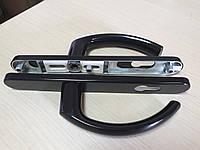 Дверная ручка нажимная Jowisz черная оригинал Польша