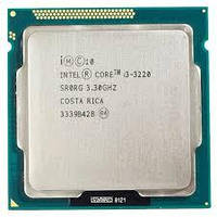 Процессор Intel Core i3-3220 3.3GHz/5GT/s/3MB (BX80637I33220) s1155