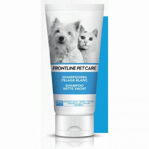 Шампунь Boehringer Ingelheim Frontline Pet Care Для Белой Шерсти, 200 Мл