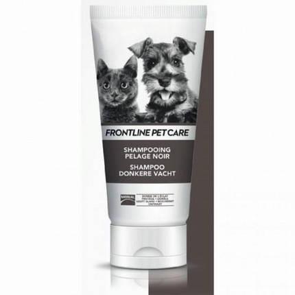 Шампунь Boehringer Ingelheim Frontline Pet Care Для Черной Шерсти, 200 Мл, фото 2