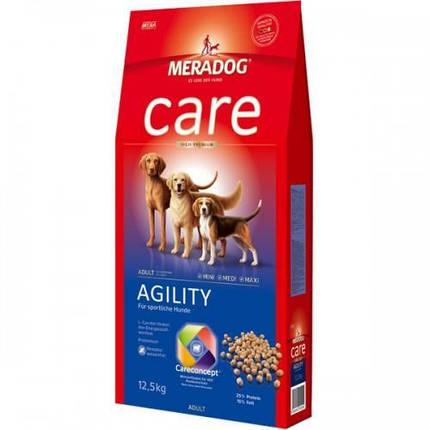 Mera Dog Care Agility Корм Для Взрослых Активных Собак, 12.5 Кг, фото 2