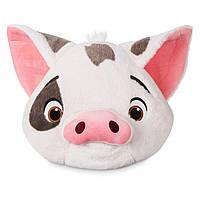 """Оригинальная подушка-игрушка Дисней поросенок Пуа """"Моана"""" 48 см Pua Plush Pillow – Moana Disney 412340248330"""