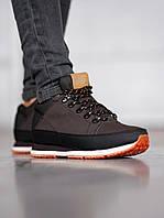 Мужские зимние стильные кроссовки New Balance 754 Black/Blue (реплика), фото 1