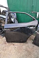 Дверь задняя левая до легкового авто Toyota Corolla 2013-