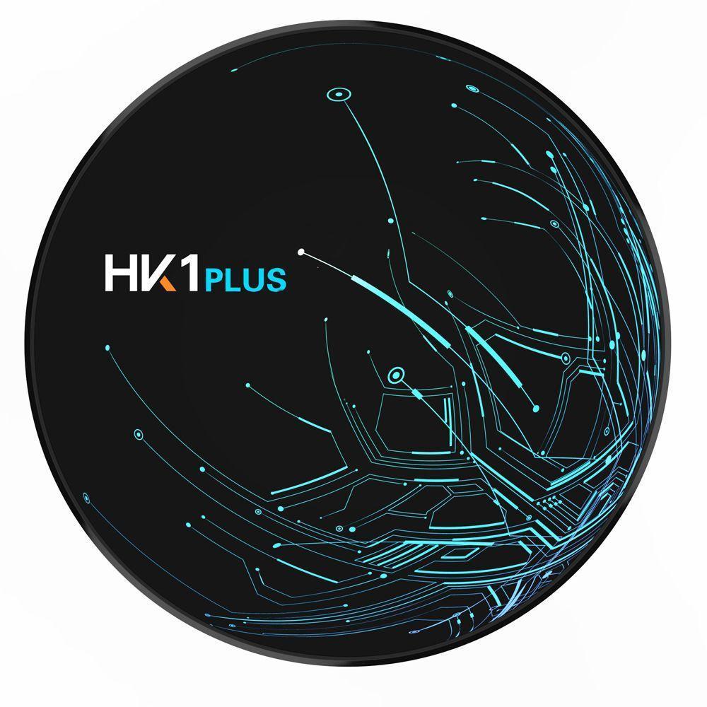 HK1 Plus 4/32 | S905X2 | Смарт ТВ Приставка | Smart TV Box (+ Налаштування)