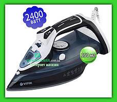 Утюг VITEK VT 8304 BK 2400 Вт