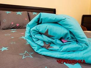 """Двуспальный набор постельного белья 180*220 из Бязи """"Gold"""" №157351AB Черешенка™, фото 2"""