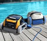 Автоматические роботы для бассейнов DOLPHIN