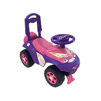 Іграшка дитяча для катання Машинка музична 0142/03UA