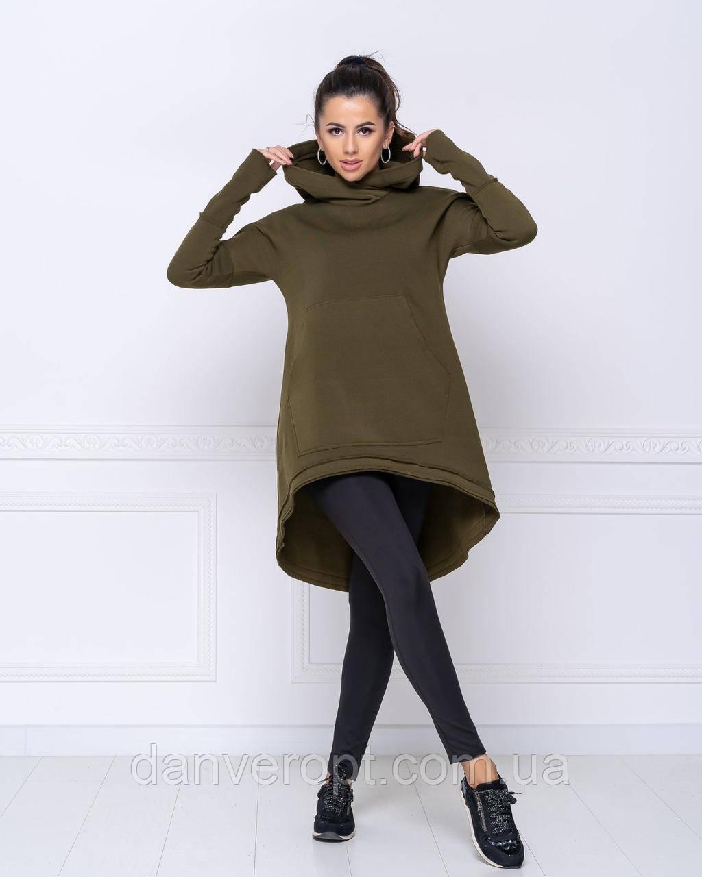 Туника женская стильная модная размер 42-48 купить оптом со склада 7км Одесса