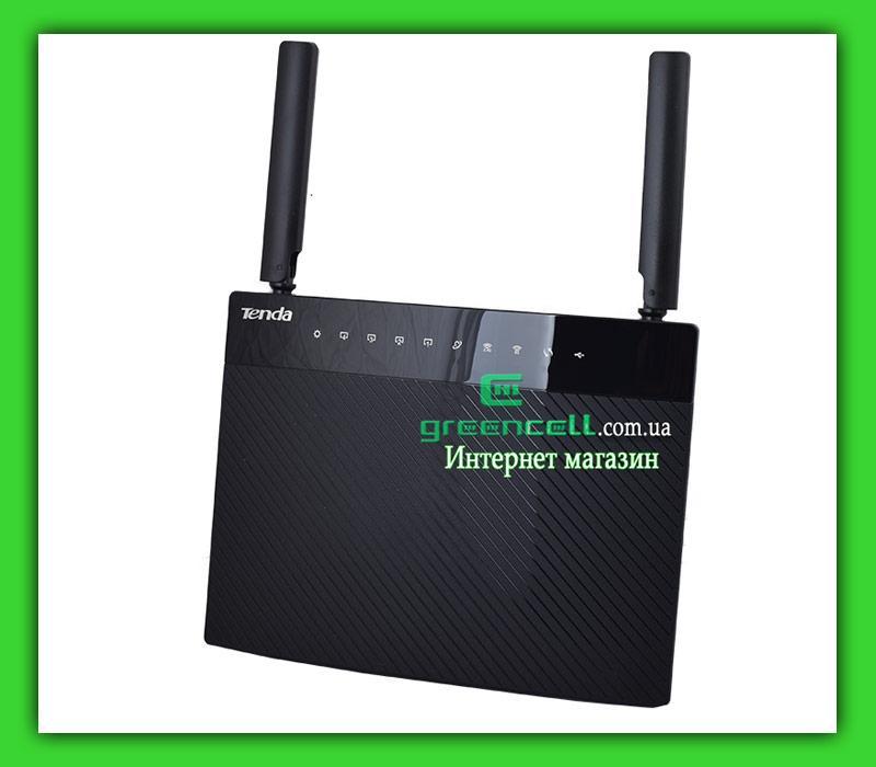 Wi-Fi маршрутизатор Tenda AC9 1200 Мбіт/с 2.4 G 5G
