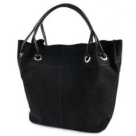 Женская замшевая сумка М54-33/замш