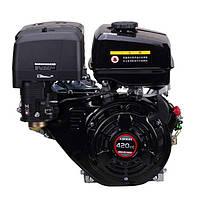 Двигатель бензиновый Loncin G420F (76079/74525)