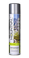 Водоотталкивающий спрей для одежды, обуви и аксессуаров Mountval Waterproof, 400 мл