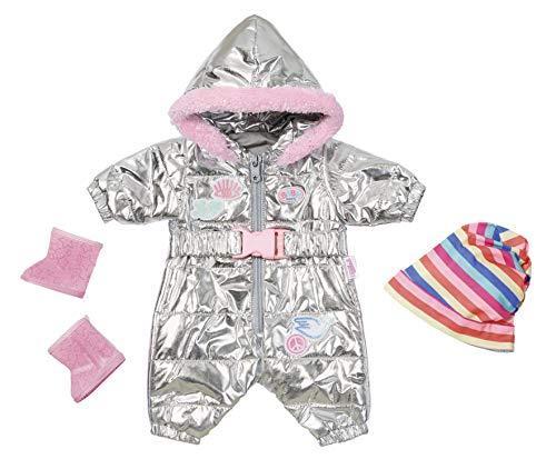 Одежда для Беби Борн Baby Born Зимний комбинезон Zapf Creation 826942