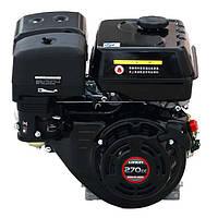Двигатель бензиновый LONCIN G270F (76078/74524)