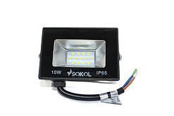 Светодиодный прожектор LED-SLT- 10Вт Sokol