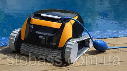 Робот очиститель для бассейна Dolphin E20, фото 2