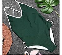 Женский слитный купальник оптом и в розницу, фото 1