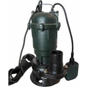 Фекальный насос Кенле WQD/P233 с поплавком 2,6 кВт