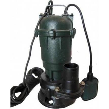 Фекальный насос Кенле WQD/P233 с поплавком 2,6 кВт, фото 2