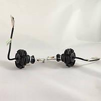 LED Лампы X3 Philips 50W (Цоколь H1) (лэдавтолампы с активным охлаждением и ip67)+ПОДАРОК!, фото 3