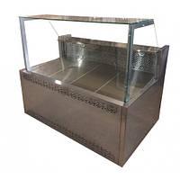 Холодильная витрина ВХСК Элегия Куб 1.2 Айстермо