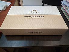 Постельное белье Tiare Вареный Хлопок Жаккард 027 (Евро) 200х220, фото 3