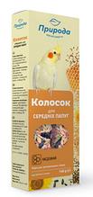 Колосок Медовый для средних попугаев