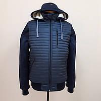 "Зимняя,мужская разборная куртка-жилет ""ТNF"".Replic-Design."