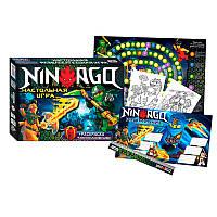 "Игра настольная  ""NinjaGo "" 86 ""Strateg"""